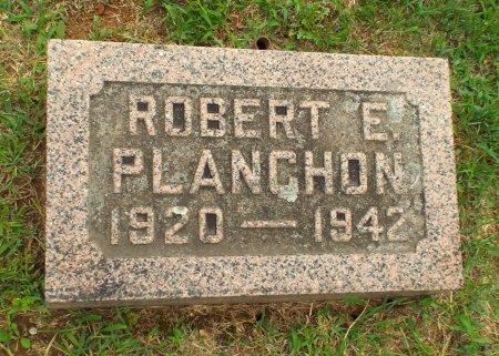 PLANCHON, ROBERT EUGENE - Barry County, Missouri | ROBERT EUGENE PLANCHON - Missouri Gravestone Photos