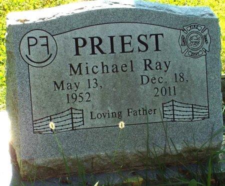 PRIEST, MICHAEL RAY  - Barry County, Missouri | MICHAEL RAY  PRIEST - Missouri Gravestone Photos