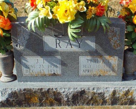 RAY, J I - Barry County, Missouri   J I RAY - Missouri Gravestone Photos