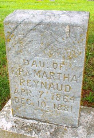 REYNAUD, MARIE ELIZABETH  - Barry County, Missouri | MARIE ELIZABETH  REYNAUD - Missouri Gravestone Photos