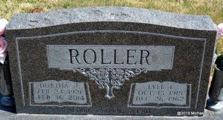 ROLLER, LYLE LEON - Barry County, Missouri | LYLE LEON ROLLER - Missouri Gravestone Photos