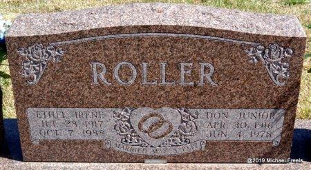 "ROLLER, DONALD JUNIOR ""DON"" - Barry County, Missouri | DONALD JUNIOR ""DON"" ROLLER - Missouri Gravestone Photos"