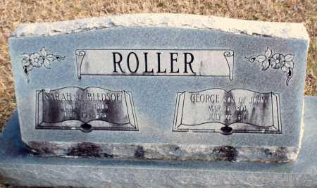 ROLLER, GEORGE - Barry County, Missouri   GEORGE ROLLER - Missouri Gravestone Photos