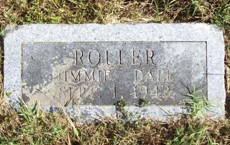 ROLLER, JIMMIE DALE - Barry County, Missouri | JIMMIE DALE ROLLER - Missouri Gravestone Photos
