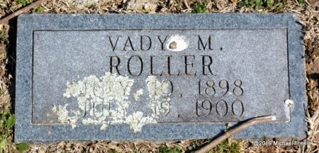 """ROLLER, VADA MAE """"VADY"""" - Barry County, Missouri 