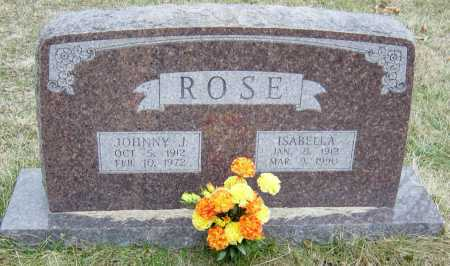 CARGILE ROSE, QUEEN ISABELLA - Barry County, Missouri | QUEEN ISABELLA CARGILE ROSE - Missouri Gravestone Photos