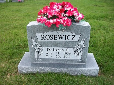 ROSEWICZ, DELORES - Barry County, Missouri | DELORES ROSEWICZ - Missouri Gravestone Photos