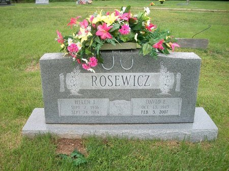 ROSEWICZ, HELEN - Barry County, Missouri | HELEN ROSEWICZ - Missouri Gravestone Photos
