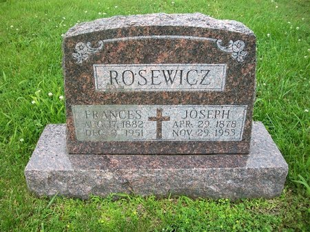 ROSEWICZ, JOSEPH - Barry County, Missouri | JOSEPH ROSEWICZ - Missouri Gravestone Photos