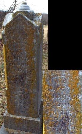 "ROYER, N. ARIANETTA ""NETTIE"" - Barry County, Missouri | N. ARIANETTA ""NETTIE"" ROYER - Missouri Gravestone Photos"