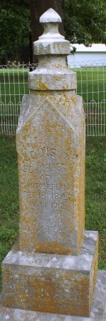 SCHNEIDER, LOUIS  - Barry County, Missouri | LOUIS  SCHNEIDER - Missouri Gravestone Photos