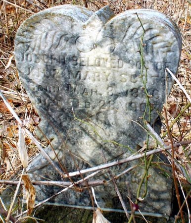 SCOTT, JOSEPH EDWARD - Barry County, Missouri | JOSEPH EDWARD SCOTT - Missouri Gravestone Photos