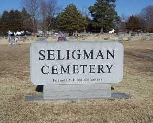 *, SELIGMAN CEMETERY - Barry County, Missouri | SELIGMAN CEMETERY * - Missouri Gravestone Photos
