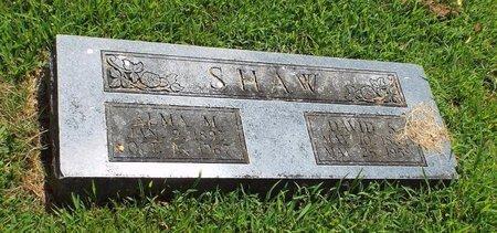 FRITZ SHAW, ALMA M - Barry County, Missouri   ALMA M FRITZ SHAW - Missouri Gravestone Photos