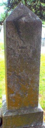 SHEILS, ANNIE T. - Barry County, Missouri | ANNIE T. SHEILS - Missouri Gravestone Photos