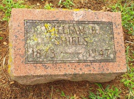 SHEILS, WILLIAM B. - Barry County, Missouri | WILLIAM B. SHEILS - Missouri Gravestone Photos