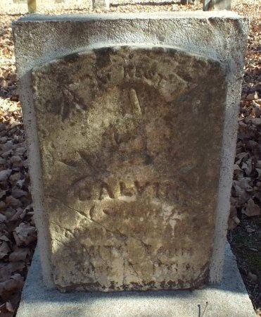 SMITH, CALVIN - Barry County, Missouri | CALVIN SMITH - Missouri Gravestone Photos