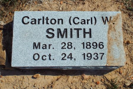 "SMITH, CARLTON W ""CARL"" - Barry County, Missouri 