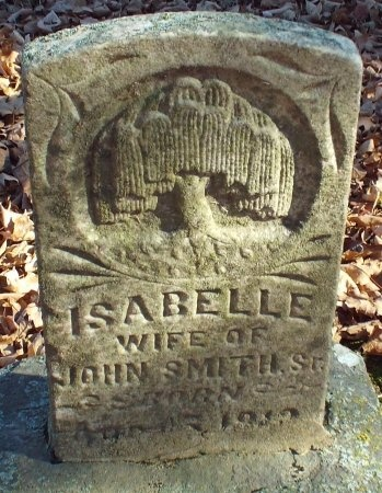 SMITH, ISABELLE - Barry County, Missouri | ISABELLE SMITH - Missouri Gravestone Photos