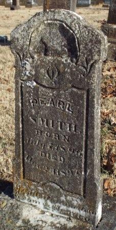 SMITH, PEARL - Barry County, Missouri | PEARL SMITH - Missouri Gravestone Photos
