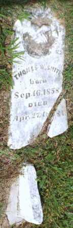 SMITH, THOMAS W - Barry County, Missouri | THOMAS W SMITH - Missouri Gravestone Photos