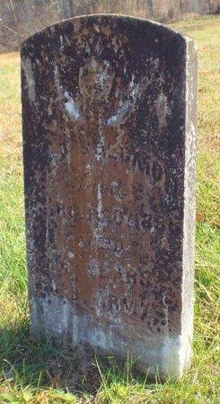 SOLOMON, A J VETERAN CW - Barry County, Missouri | A J VETERAN CW SOLOMON - Missouri Gravestone Photos