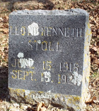 STOLL, LLOYD KENNETH - Barry County, Missouri | LLOYD KENNETH STOLL - Missouri Gravestone Photos