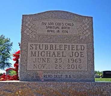 STUBBLEFIELD, MICHAEL JOE - Barry County, Missouri   MICHAEL JOE STUBBLEFIELD - Missouri Gravestone Photos