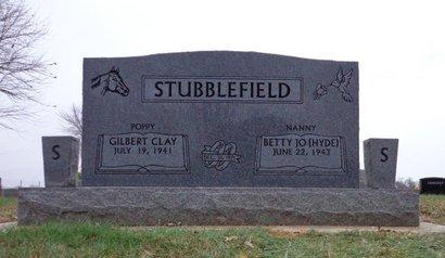 STUBBLEFIELD, BETTY - Barry County, Missouri | BETTY STUBBLEFIELD - Missouri Gravestone Photos