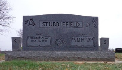 STUBBLEFIELD, GILBERT - Barry County, Missouri | GILBERT STUBBLEFIELD - Missouri Gravestone Photos