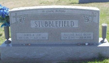 STUBBLEFIELD, PAULINE - Barry County, Missouri | PAULINE STUBBLEFIELD - Missouri Gravestone Photos