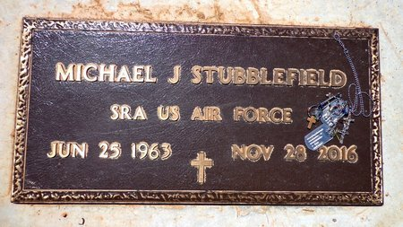 STUBBLEFIELD, MICHAEL J (VETERAN) - Barry County, Missouri | MICHAEL J (VETERAN) STUBBLEFIELD - Missouri Gravestone Photos