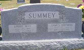 SUMMEY, LINNIE MAY - Barry County, Missouri | LINNIE MAY SUMMEY - Missouri Gravestone Photos