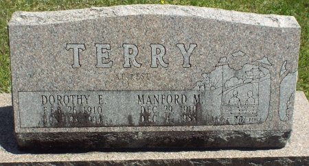TERRY, DOROTHY ESTHER - Barry County, Missouri | DOROTHY ESTHER TERRY - Missouri Gravestone Photos