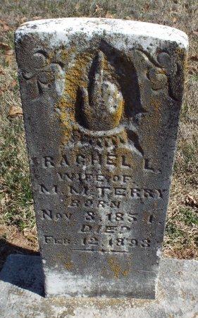 TERRY, RACHEL LAVINIA - Barry County, Missouri | RACHEL LAVINIA TERRY - Missouri Gravestone Photos