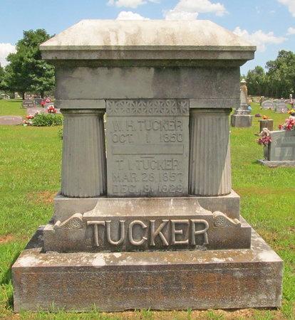 TUCKER, T I - Barry County, Missouri | T I TUCKER - Missouri Gravestone Photos