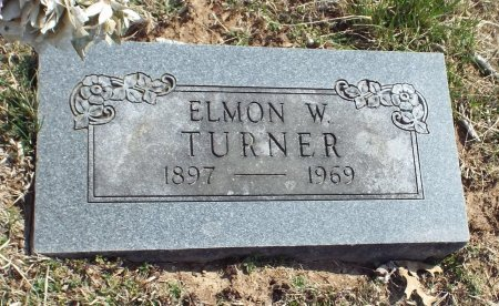 TURNER, ELMON WESLEY  - Barry County, Missouri | ELMON WESLEY  TURNER - Missouri Gravestone Photos