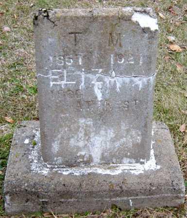 UNKNOWN, T M - Barry County, Missouri | T M UNKNOWN - Missouri Gravestone Photos