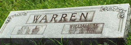 WARREN, WILLIAM MONROE - Barry County, Missouri | WILLIAM MONROE WARREN - Missouri Gravestone Photos