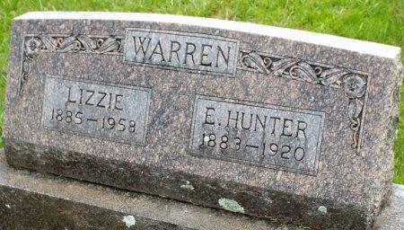 GARRISON WARREN, LIZZIE  - Barry County, Missouri | LIZZIE  GARRISON WARREN - Missouri Gravestone Photos