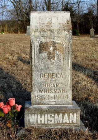 STAMPER WHISMAN, REBECA JANE - Barry County, Missouri | REBECA JANE STAMPER WHISMAN - Missouri Gravestone Photos