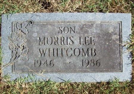 WHITCOMB, MORRIS LEE - Barry County, Missouri | MORRIS LEE WHITCOMB - Missouri Gravestone Photos