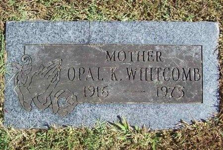 WHITCOMB, OPAL K. - Barry County, Missouri | OPAL K. WHITCOMB - Missouri Gravestone Photos
