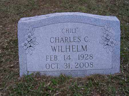 WILHELM, CHARLES C - Barry County, Missouri   CHARLES C WILHELM - Missouri Gravestone Photos