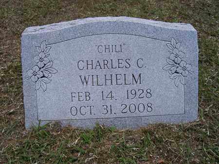 WILHELM, CHARLES C 'CHILI' - Barry County, Missouri | CHARLES C 'CHILI' WILHELM - Missouri Gravestone Photos