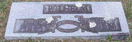 WILHELM, HELEN - Barry County, Missouri   HELEN WILHELM - Missouri Gravestone Photos