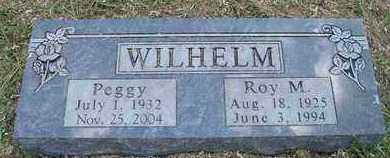 WILHELM, PEGGY - Barry County, Missouri | PEGGY WILHELM - Missouri Gravestone Photos