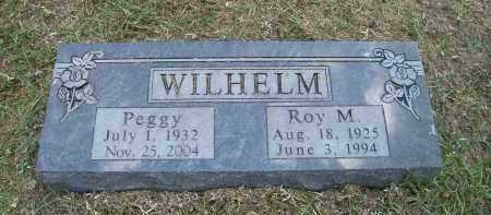 WILHELM, PEGGY - Barry County, Missouri | PEGGY WILHELM - Missouri Gravestone Photos
