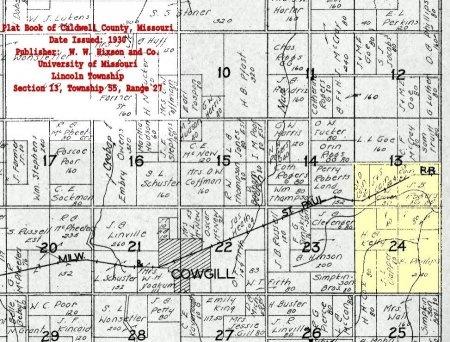 CARROLL MCCRAY, NANCY - Caldwell County, Missouri | NANCY CARROLL MCCRAY - Missouri Gravestone Photos