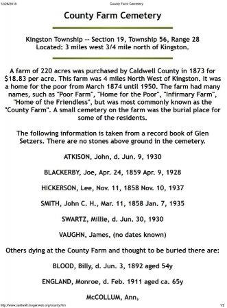 BLACKERBY, JOE - Caldwell County, Missouri | JOE BLACKERBY - Missouri Gravestone Photos